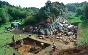 Stonehenge quarry. Source: The Telegraph