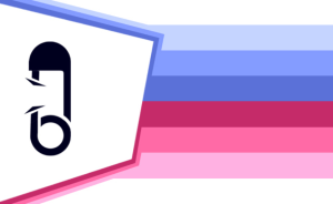 Flag of the Adult Baby/Diaper Lovers (ABDL) movement. Source: ABDL website