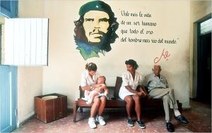 Health clinic in Cuba. Source: Eric Weaver