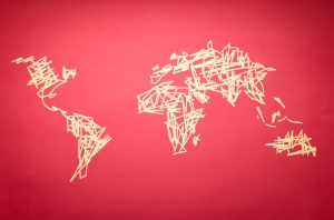 World. Source: David Flores. Flickr Creative Commons